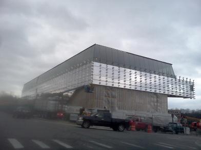 Construction in Progress - Bill & Melinda Gates Hall
