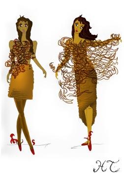 Crochet Swirls, 2013