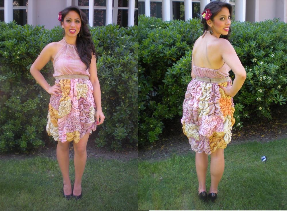 Modeled by Alejandra Mendoza
