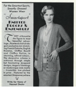 Vogue Archive 77:7 - Advertisement: Cohen Bros. April 1, 1931