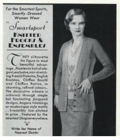 Vogue Archive 77:7 - Advertisement: Cohen Bros. April 1, 1931