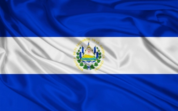 Salvadorean flag