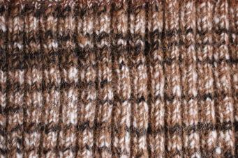 Wool-Alpaca Handspun Handknit, 2016