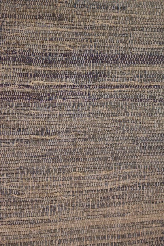 Woven rug, Ed Watts