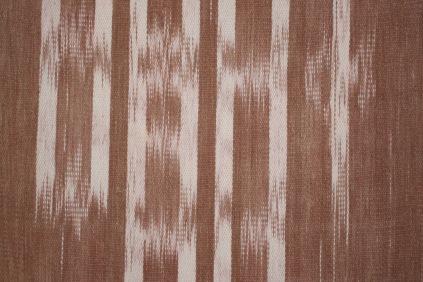 Ikat weaving, Sarah Gotowka