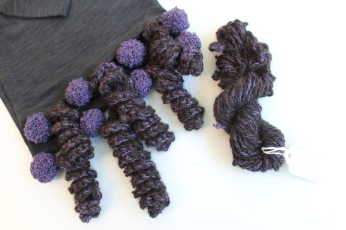 Alpaca Crochet embellishment, 2016