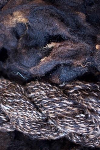 NY Navajo Churro Wool & Alpaca, 2017
